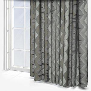 Prestigious Textiles Constance Silver Curtain