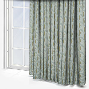 Prestigious Textiles Delphine Marine Curtain