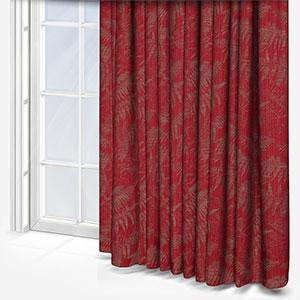 Prestigious Textiles Harper Cranberry Curtain