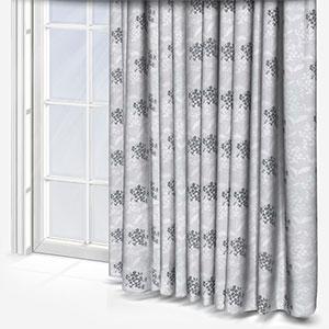 Hydrangea Sterling Curtain