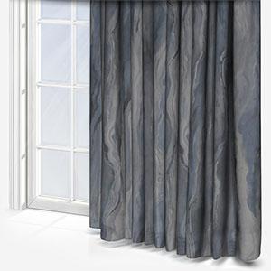 Lava Platinum Curtain