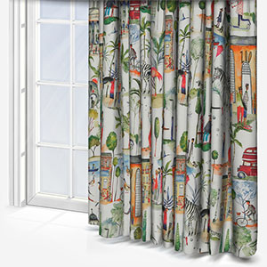 Out and About Paintbox Curtain