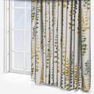 Prestigious Textiles Santa Maria Chartreuse Curtain