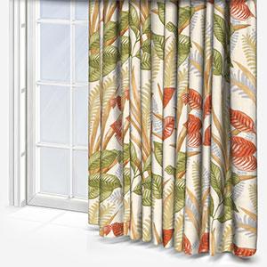 Prestigious Textiles Sumba Mango Curtain
