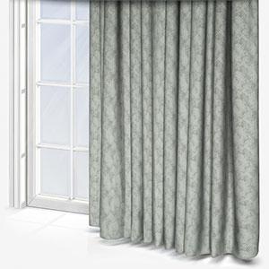 Prestigious Textiles Verity Silver Curtain