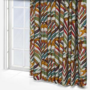 Windward Spice Curtain
