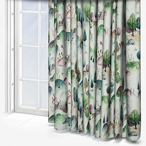 Prestigious Textiles Woodland Walk Candyfloss Curtain