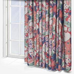 Prestigious Textiles Zumba Raspberry Curtain
