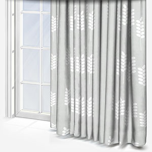 Sonova Studio Barley Stem French Grey Curtain