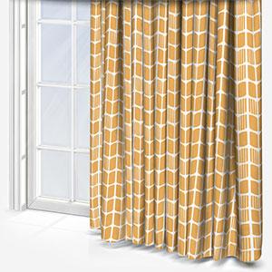 Sonova Studio Nordic Petal Yolk Curtain