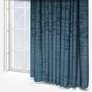 Alessia Teal Curtain