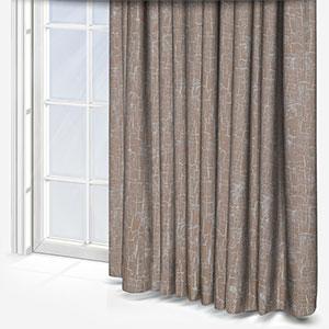 Birch Taupe Curtain