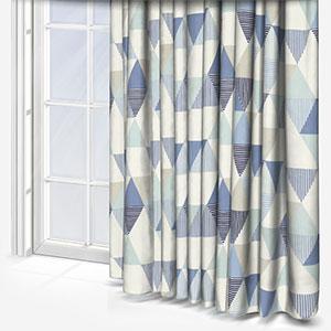 Brio Denim Curtain