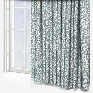 Studio G Entwistle Teal Curtain