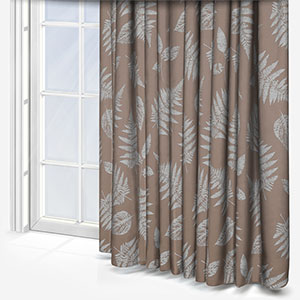 Foliage Taupe Curtain