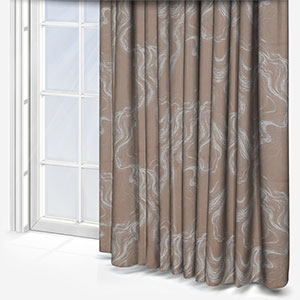 Studio G Marble Taupe Curtain
