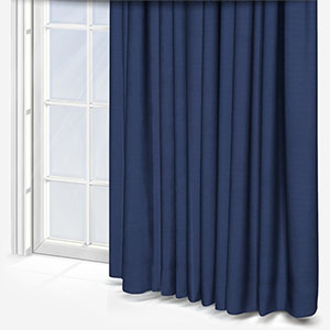 Accent Navy Curtain