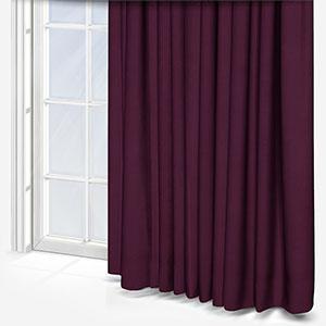 Accent Plum Curtain