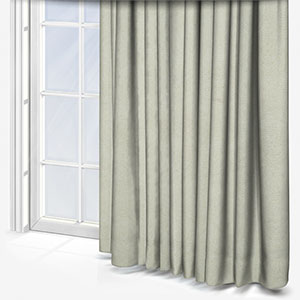 Touched By Design Arabesque Jasmin White Curtain