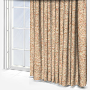 Touched By Design Barde Terracotta Curtain