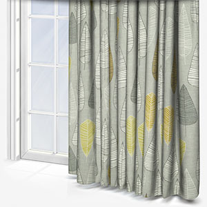 Touched By Design Castanea Dove Curtain
