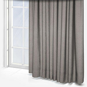 Touched By Design Crushed Silk Stone Curtain