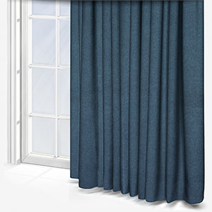 Touched By Design Dales Ocean Blue Curtain