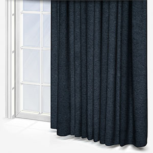 Touched By Design Entwine Denim Blue Curtain