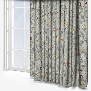Touched By Design Fragaria Linen Curtain