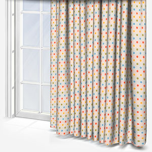 Touched By Design Lisbon Lime Curtain