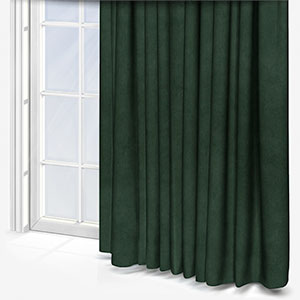 Touched By Design Manhattan Forest Green Curtain