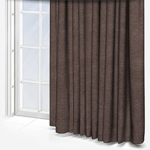Touched By Design Milan Ash Brown Curtain