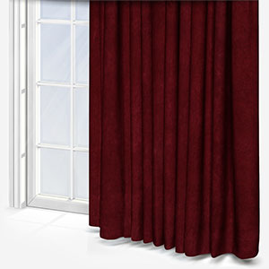 Touched By Design Milan Rosso Curtain