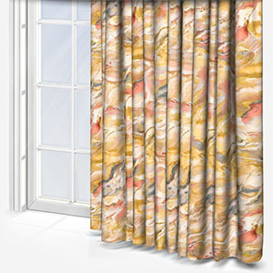 Touched By Design Modernist Pastel Curtain