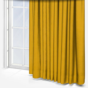 Touched By Design Norway Ochre Curtain