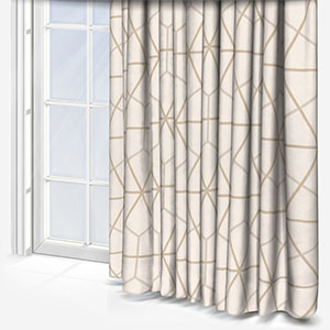 Touched By Design Riga Oyster Curtain