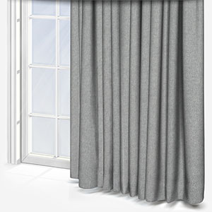Touched By Design Sparkle  Dove Grey Curtain