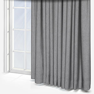 Touched By Design Turin Silver Curtain
