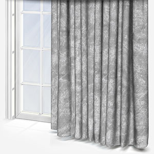Touched By Design Venice Silver Curtain