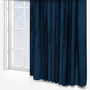 Touched By Design Verona Indigo Blue Curtain