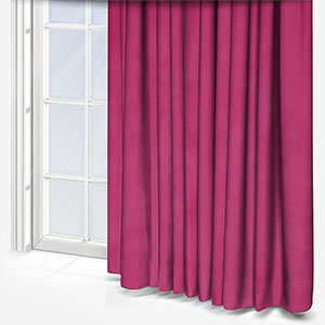 Touched By Design Verona Orchid Pink Curtain