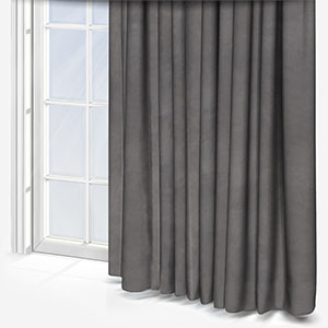 Touched By Design Verona Slate Grey Curtain