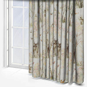 Voyage Enchanted Forest  Curtain