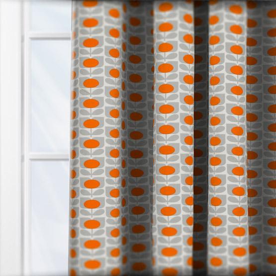 Orla Kiely Ditsy Cyclamen Orange