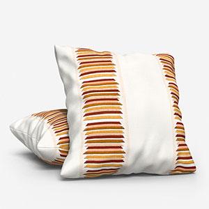Camengo Menorca Terracotta Cushion