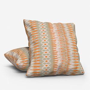 Camengo Osumi Celadon Cushion
