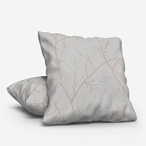 Ohio Tissus Arbre Beige Cushion