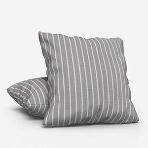 Tissus Manosque Rythme Gris Cushion