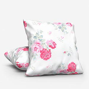 Cath Kidston Antique Rose Pink Cushion
