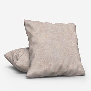Shimmer Blush Linen Cushion